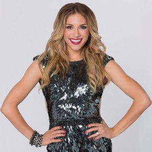 Allison Holker on DWTS