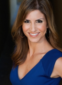 TV Host Jill Simonian
