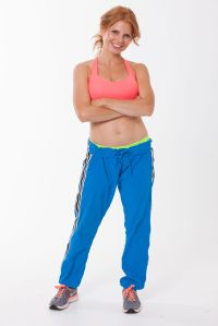 Pre & Postnatal fitness expert Sara Haley