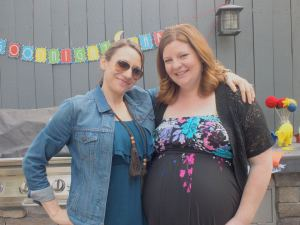 The Goodnight Moon Baby Shower thrown by Auntie Mary