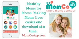 Home Screen & Moms Helping Moms Wording