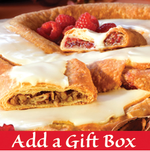 The Kringle Gift Box set from O & H Bakery