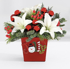 ProFlowers Christmas Centerpiece